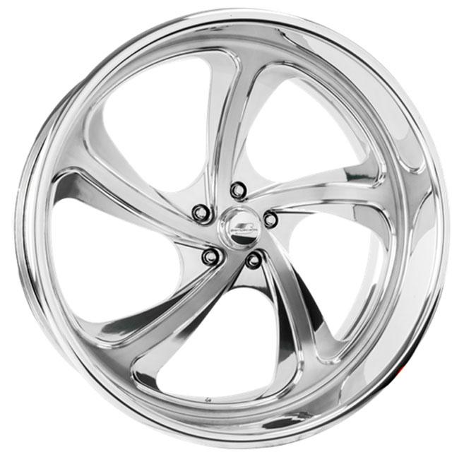 Billet Specialties SLG35910Custom Twist Wheel 19x10