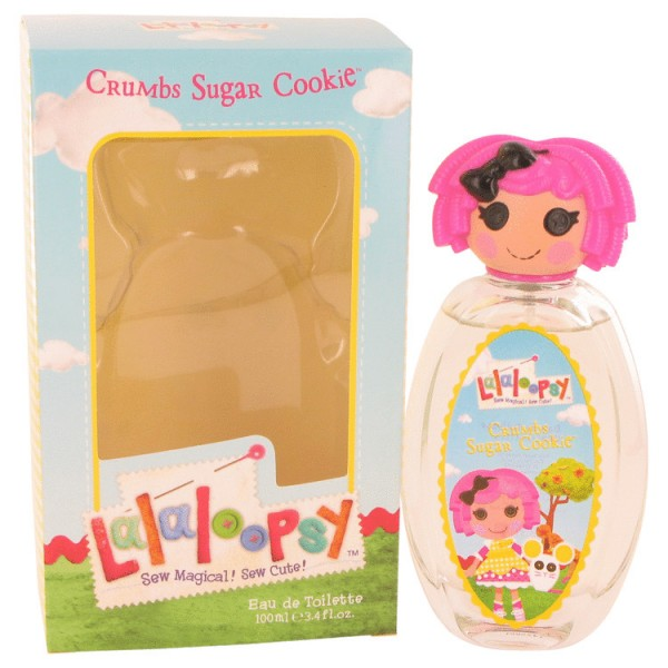 Marmol & Son - Lalaloopsy Crumbs Sugar Cookie : Eau de Toilette Spray 3.4 Oz / 100 ml