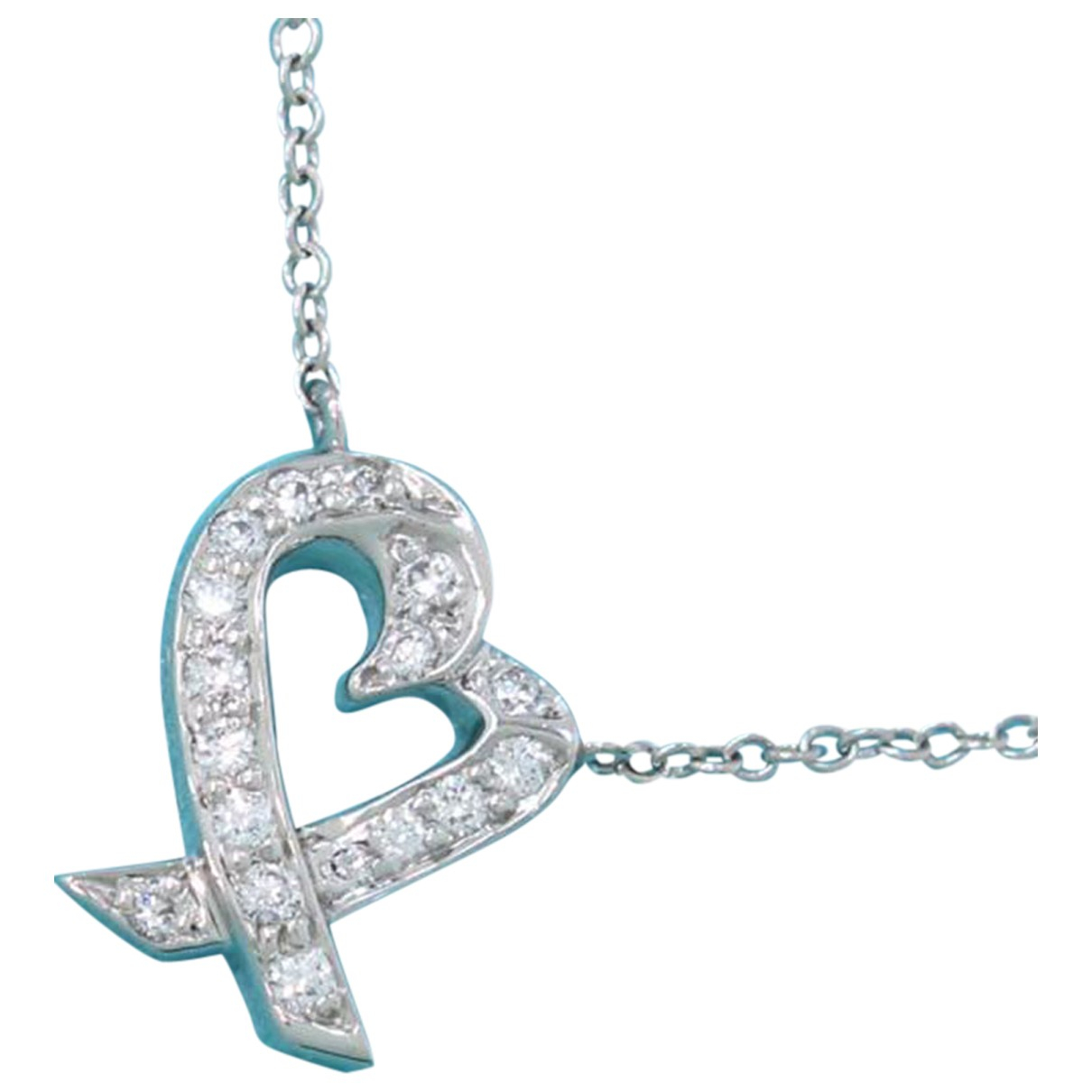 Tiffany & Co N necklace for Women N