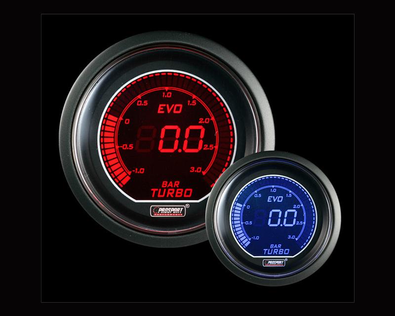 Prosport Performance Boost Electrical with Sender Digital Display