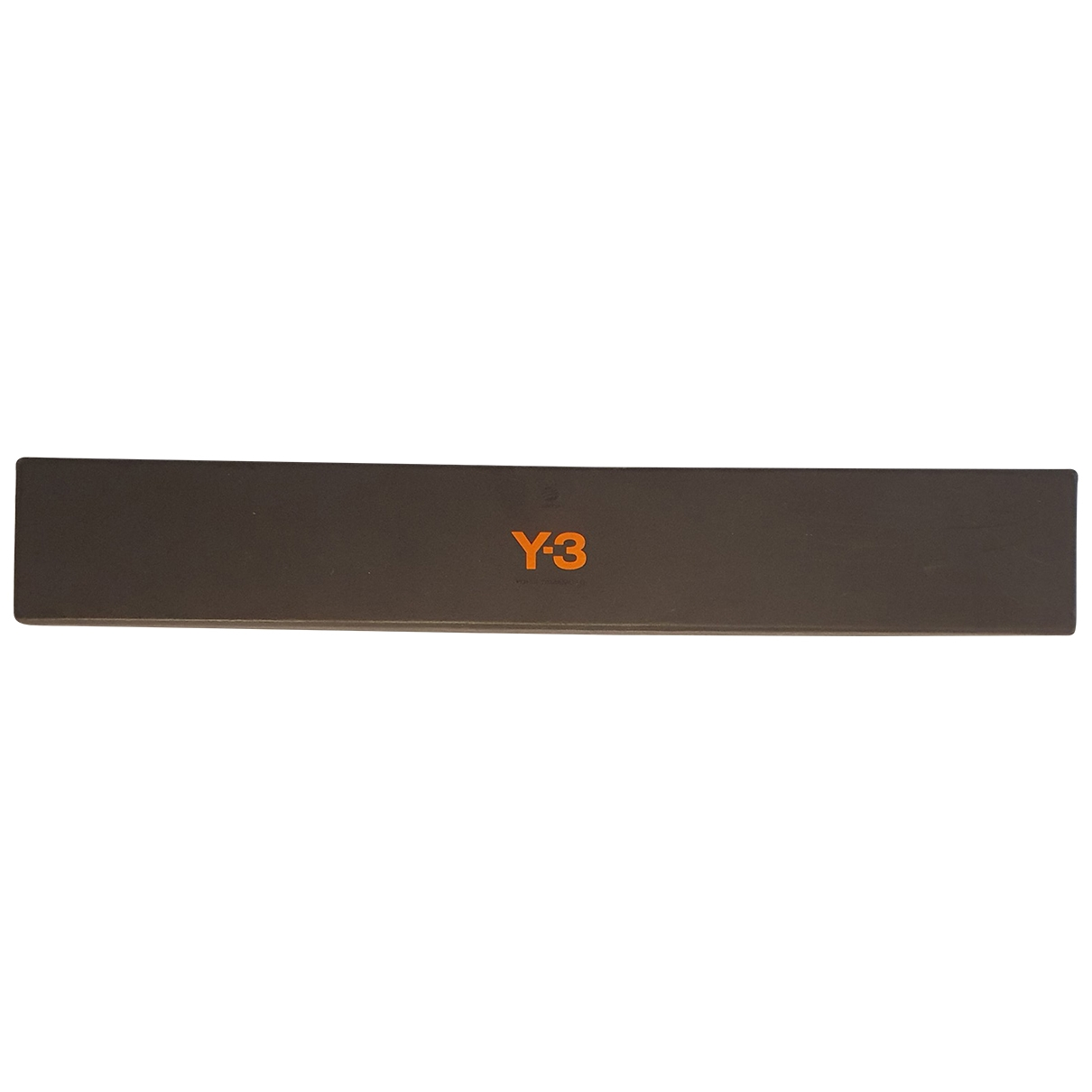 Y-3 By Yohji Yamamoto - Objets & Deco   pour lifestyle en metal - argente