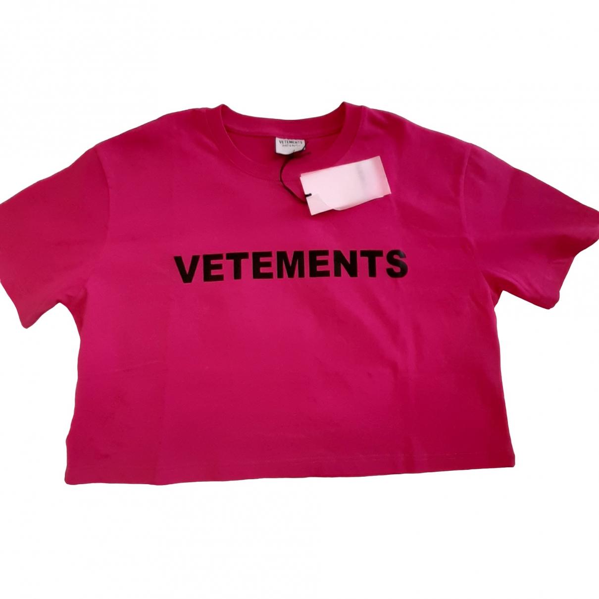 Vetements - Top   pour femme en coton