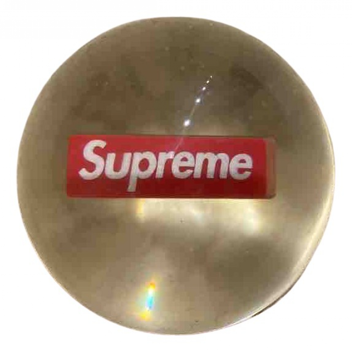 Supreme \N Rubber Home decor for Life & Living \N