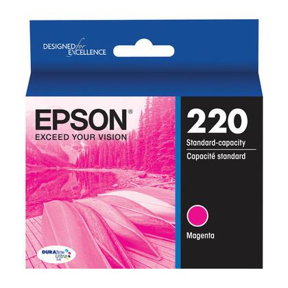 Epson T220320 cartouche d'encre originale magenta