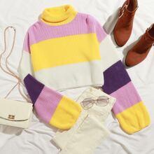 Colorblocks Laessig Pullover