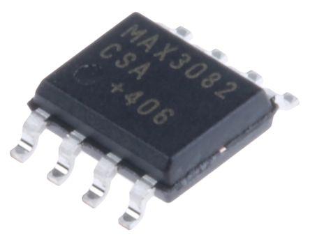 Maxim Integrated MAX3082CSA+, Line Transceiver, EIA/TIA-485, RS-422, RS-485, 5 V, 8-Pin SOIC