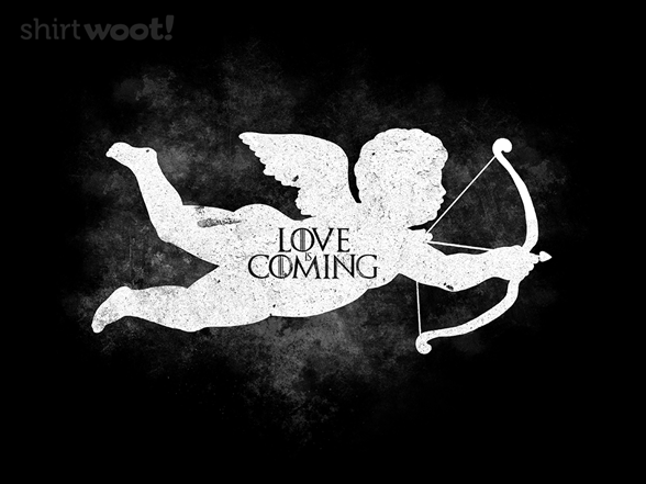 Game Of Love T Shirt