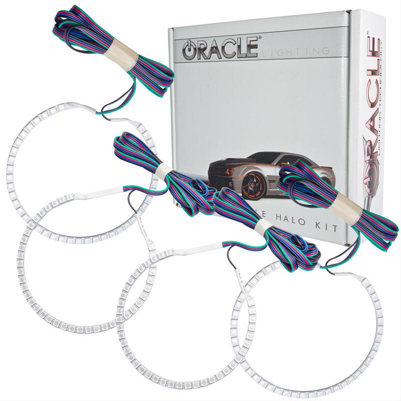 Oracle Lighting 2224-333 Chevrolet Suburban 2007-2014 ORACLE ColorSHIFT Halo Kit