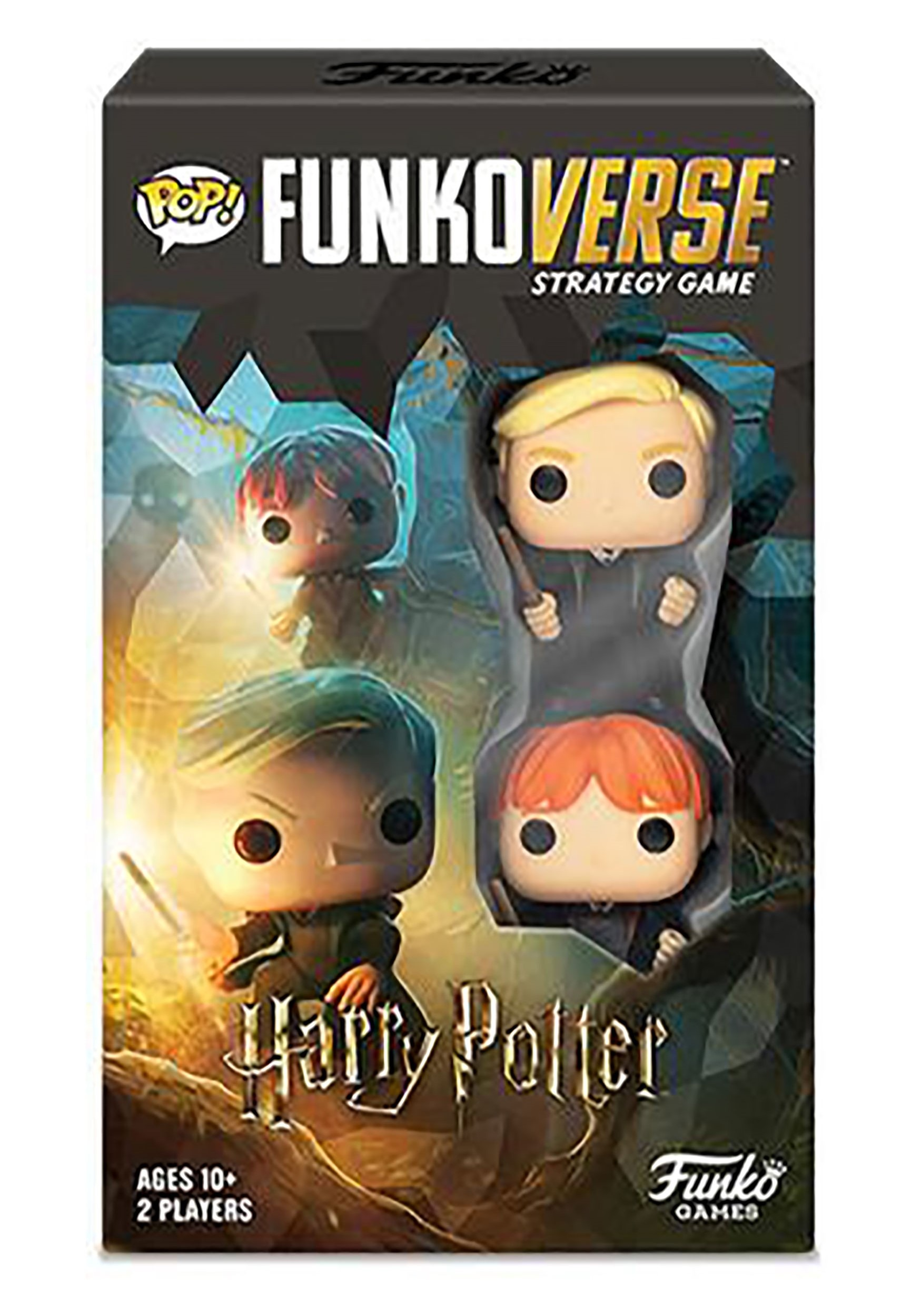 Harry Potter- 101- Expandalone Strategy Game Pop! Funkoverse