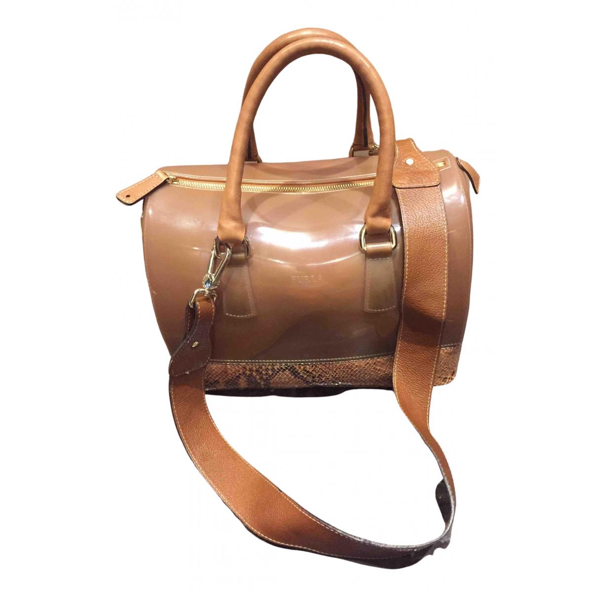 Furla \N Brown handbag for Women \N