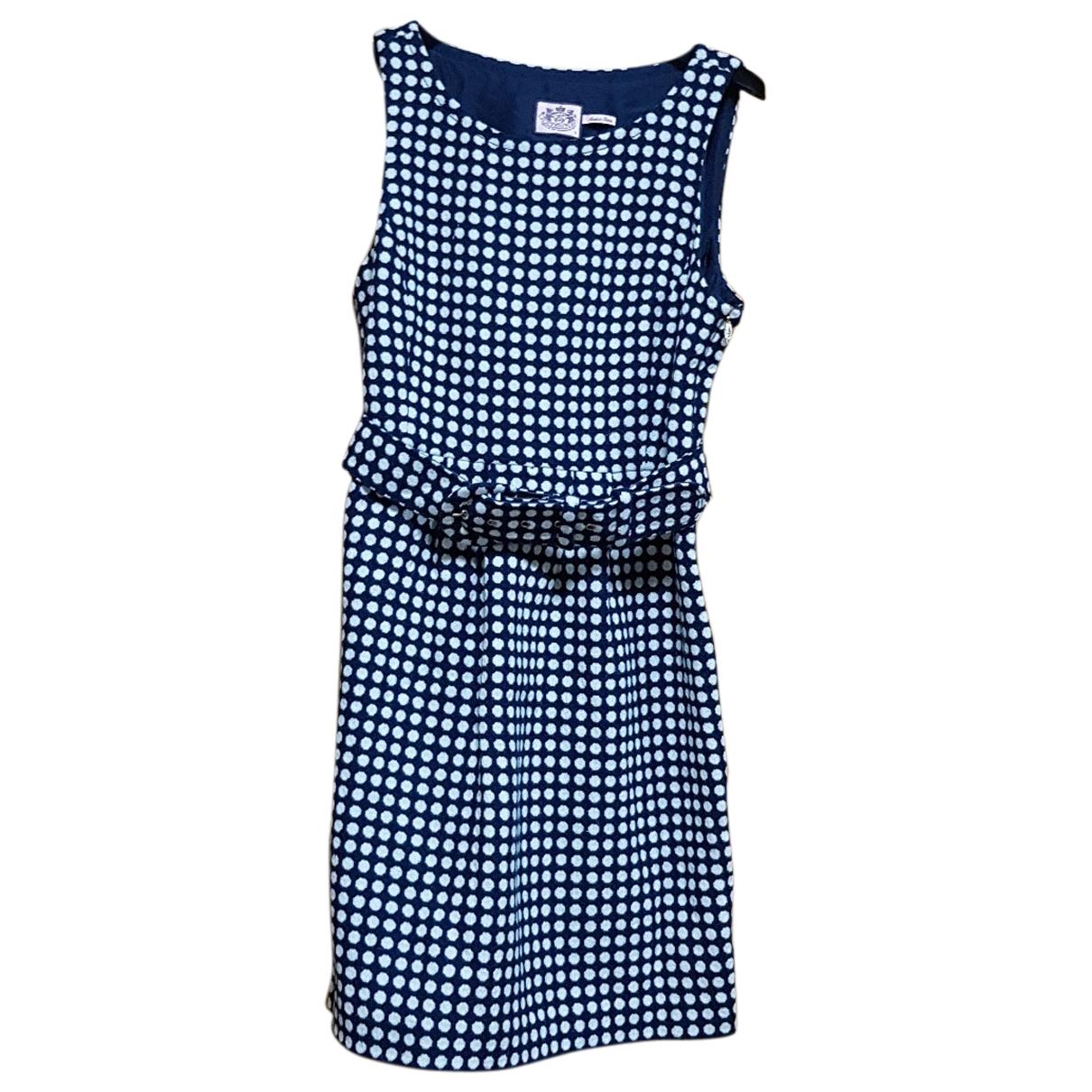 Juicy Couture - Robe   pour femme en laine - marine