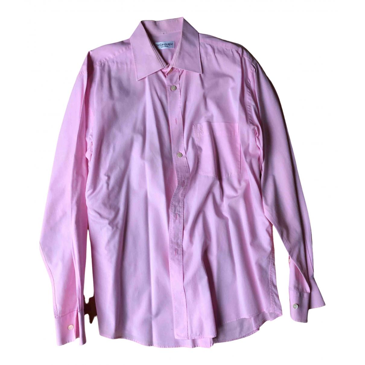 Camisas Yves Saint Laurent