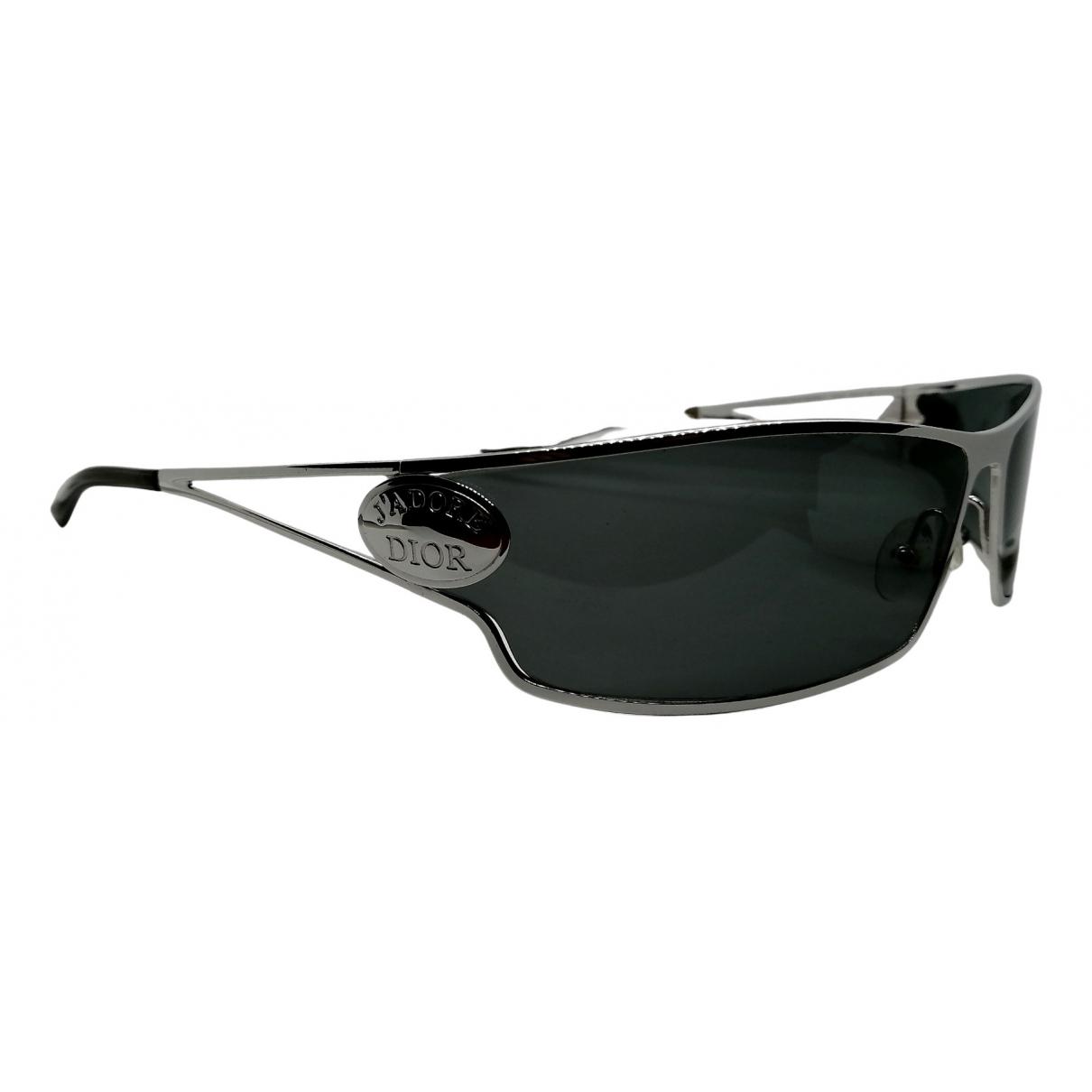 Dior N Silver Metal Sunglasses for Women N