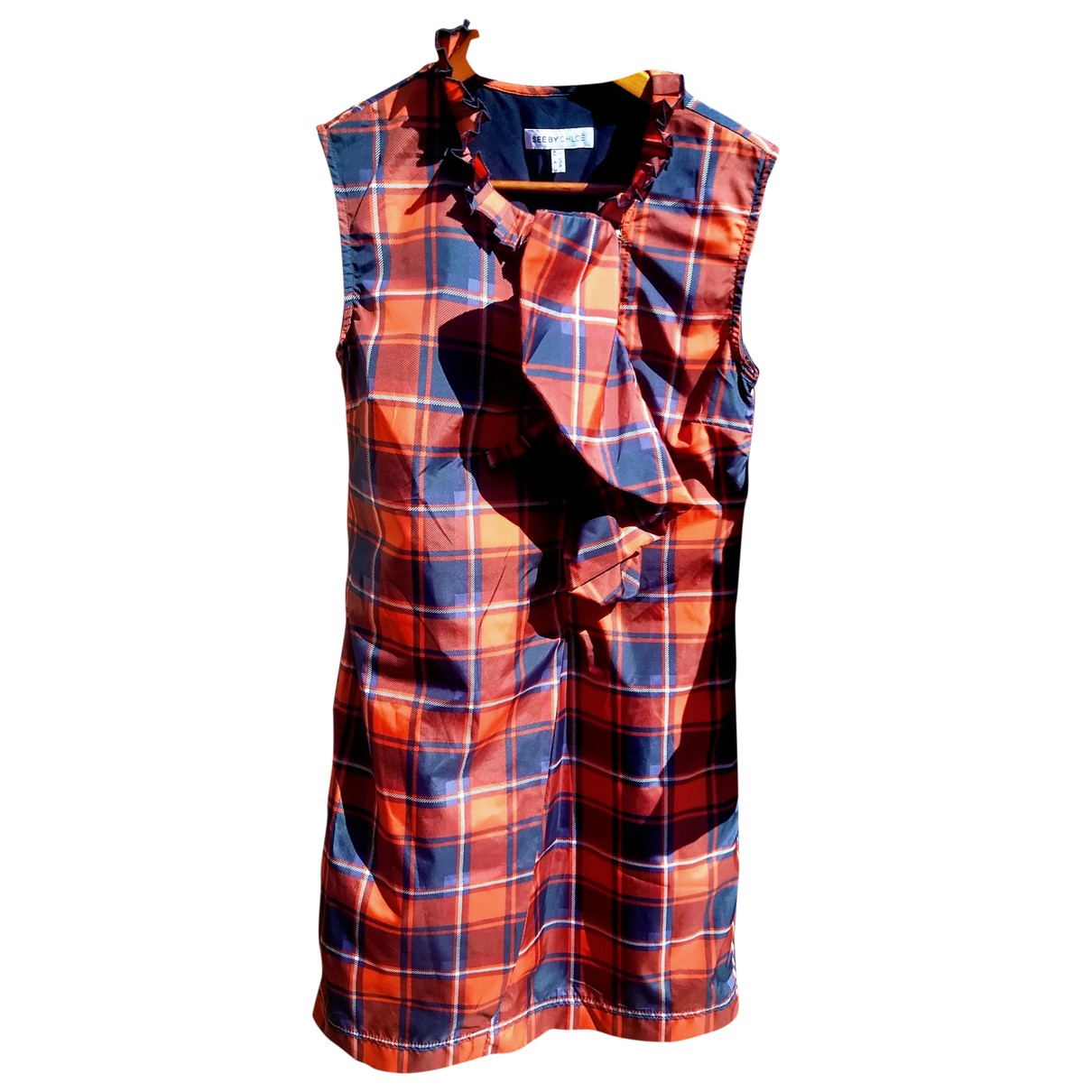 See By Chloe - Robe   pour femme - rouge