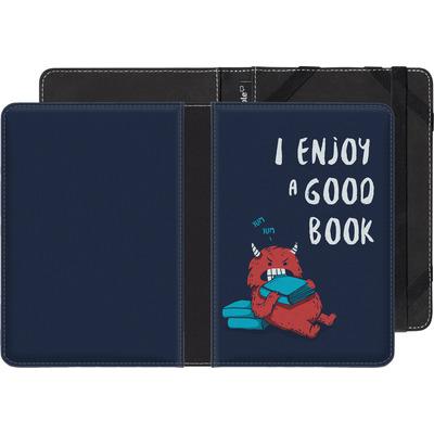 Sony Reader PRS-T1 eBook Reader Huelle - Good Book von Little Clyde
