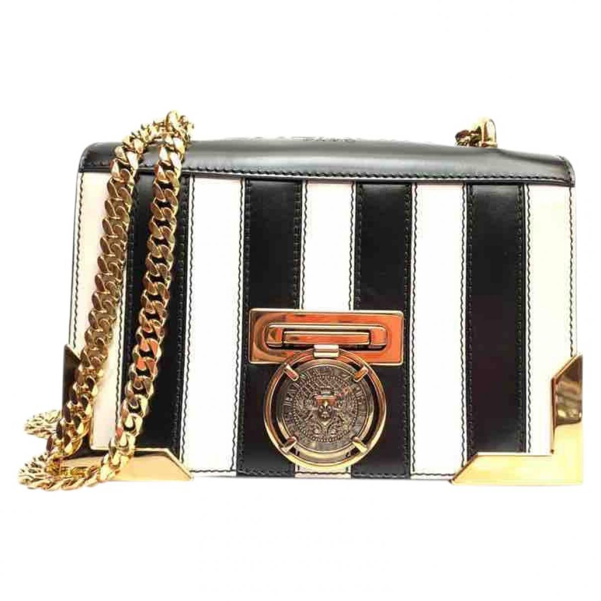 Balmain \N Multicolour Leather handbag for Women \N