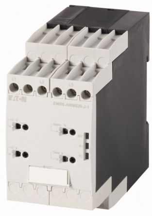 Eaton Phase, Voltage Monitoring Relay, 530 → 820 V ac Supply Voltage