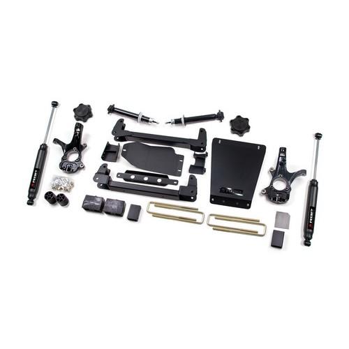 RBP 4.5in. Suspension Lift Kit System GMC K1500 4WD 07-13