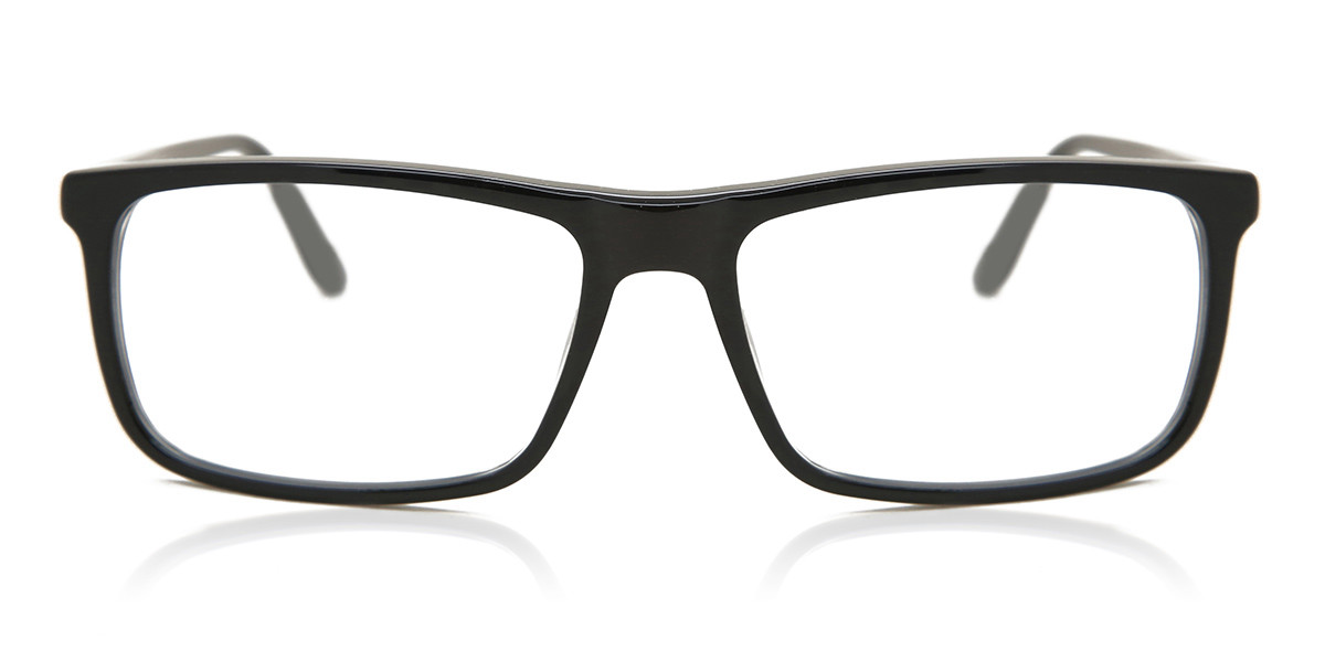 Carrera CA6643 64H Men's Glasses Black Size 56 - Free Lenses - HSA/FSA Insurance - Blue Light Block Available