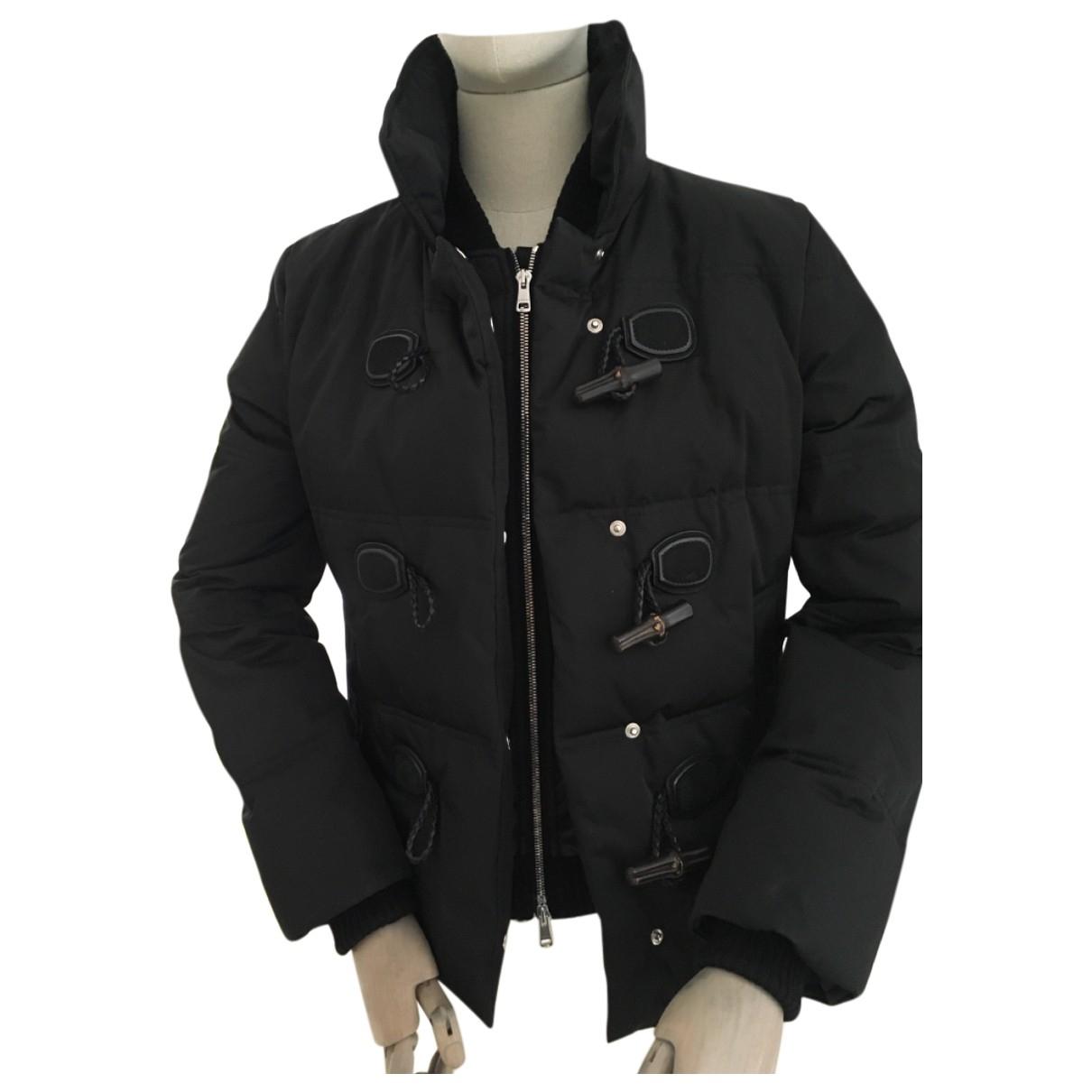 Gucci \N Black coat for Women 40 IT