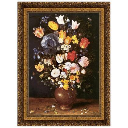 DA1703 27X36.5 Bouquet Of Flowers