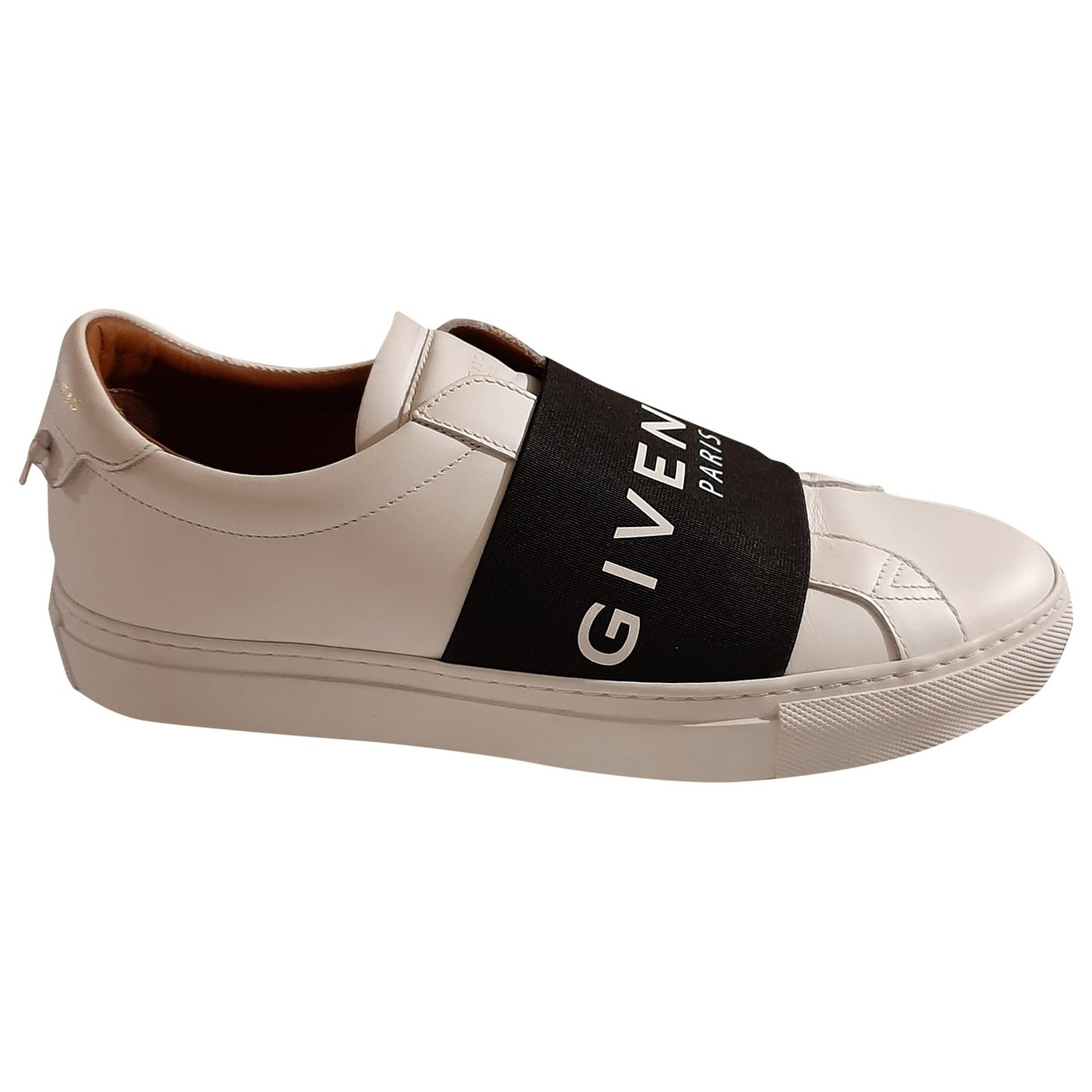Givenchy \N White Leather Trainers for Women 39 EU