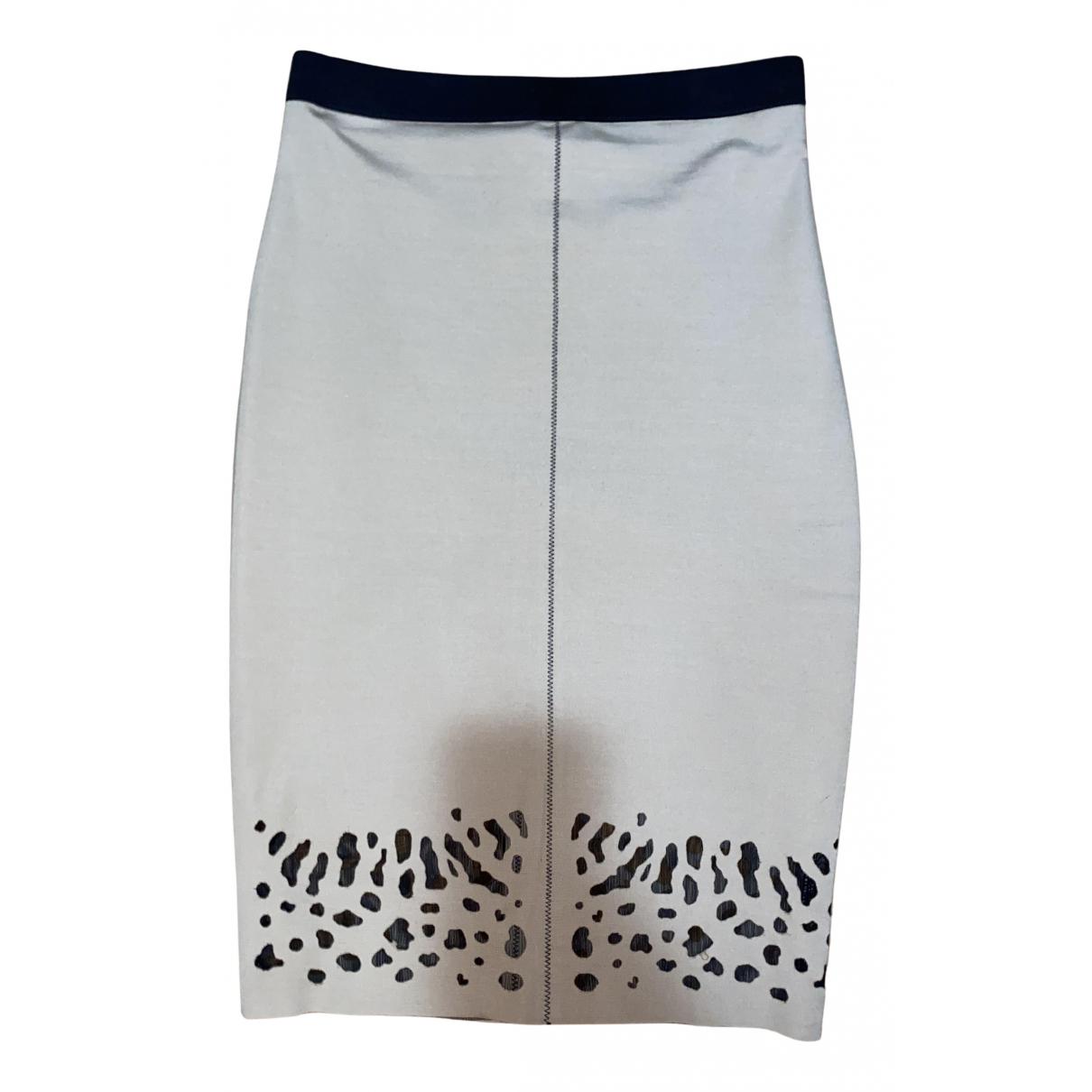 Falda midi Murmur