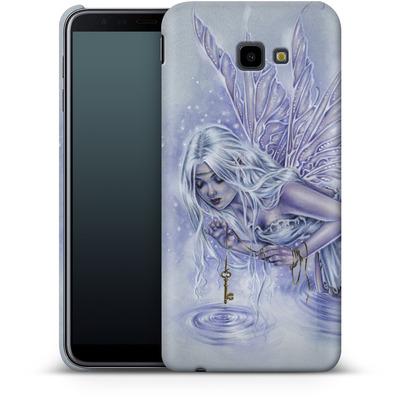 Samsung Galaxy J4 Plus Smartphone Huelle - Fishing For Riddles von Selina Fenech