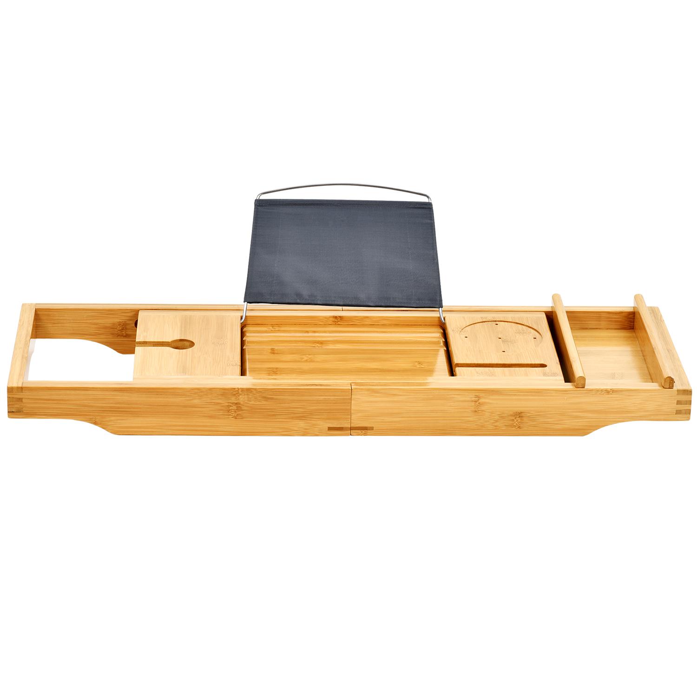 Bamboo Tub Caddy
