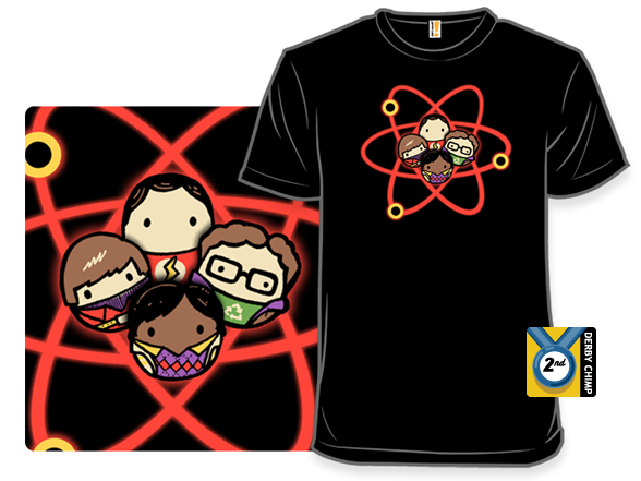 The Alternative Atomic Model T Shirt