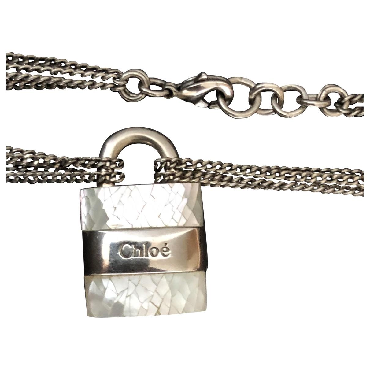 Chloe \N Kette in  Silber Metall
