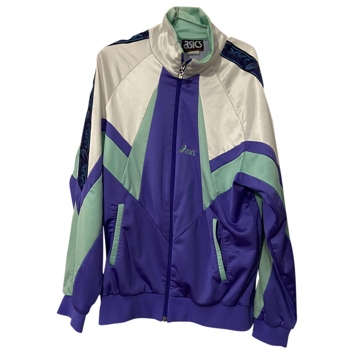 Asics \N Pullover.Westen.Sweatshirts  in  Bunt Polyester