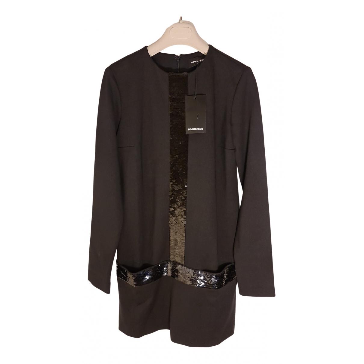 Dsquared2 - Robe    pour enfant - noir