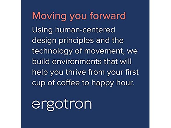 Ergotron Workfit-s Dual Sit-stand (open Box)