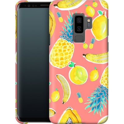 Samsung Galaxy S9 Plus Smartphone Huelle - Fruit Love von Mukta Lata Barua