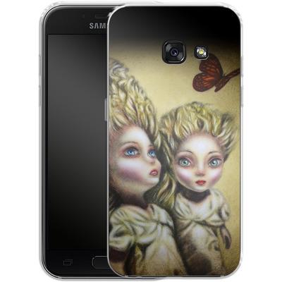 Samsung Galaxy A3 (2017) Silikon Handyhuelle - Two Sisters von Tiago Azevedo