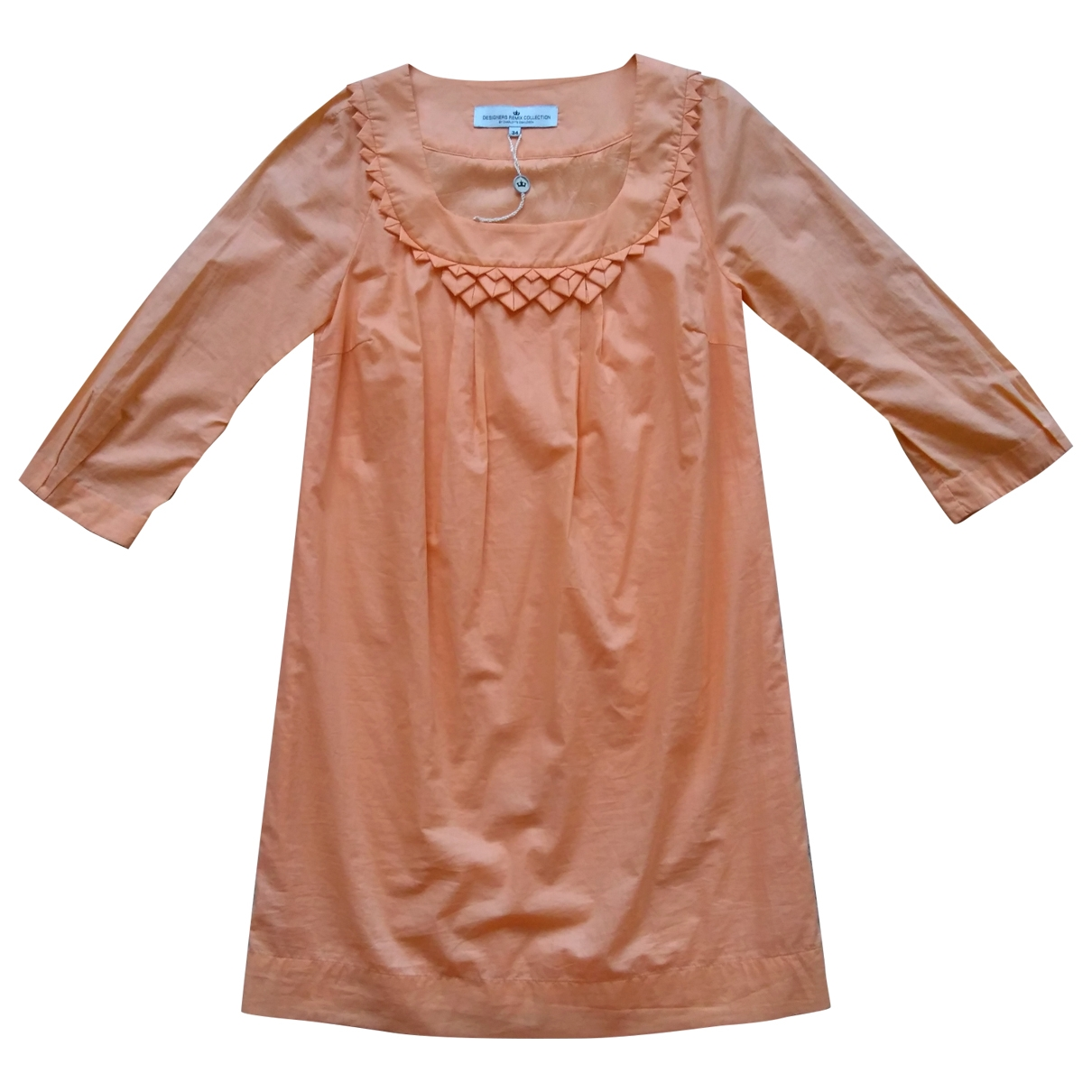 Designers Remix \N Orange Cotton dress for Women 34 FR