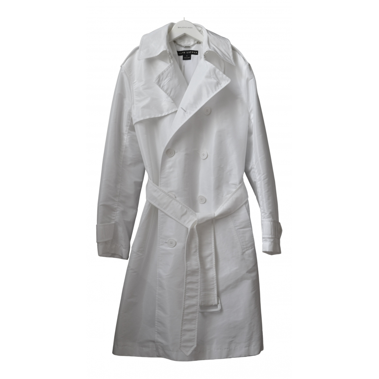 Ralph Lauren Collection \N White Trench coat for Women 4 US