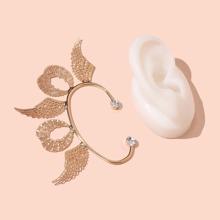 Ohrringe mit Fluegel Anhaenger