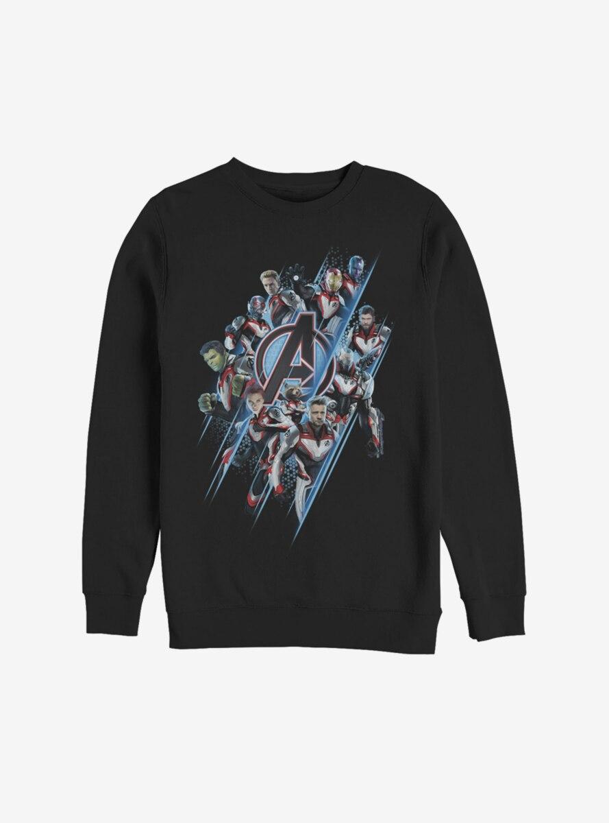 Marvel Avengers: Endgame Suit Up Sweatshirt