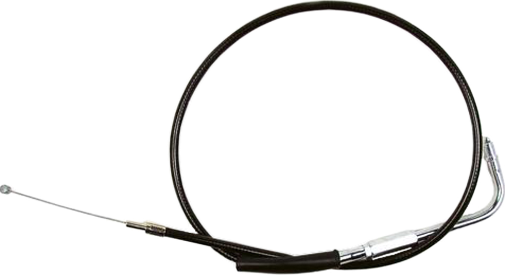 Motion Pro 06-0385 Black Vinyl Throttle Cable 06-0385