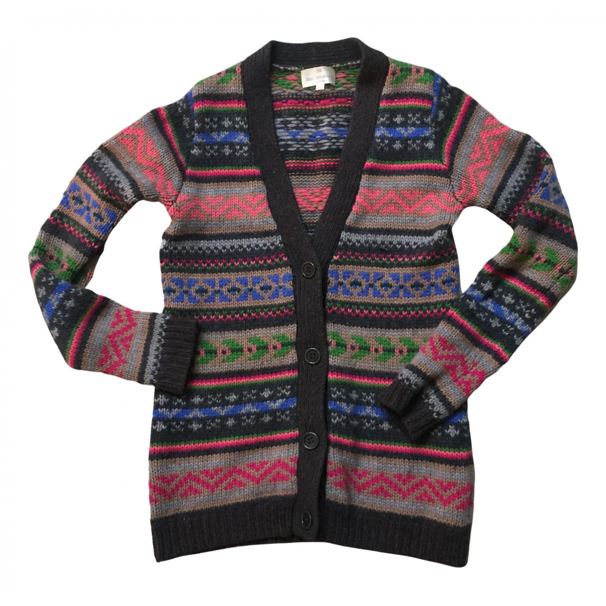 Eric Bompard \N Pullover in  Bunt Kaschmir