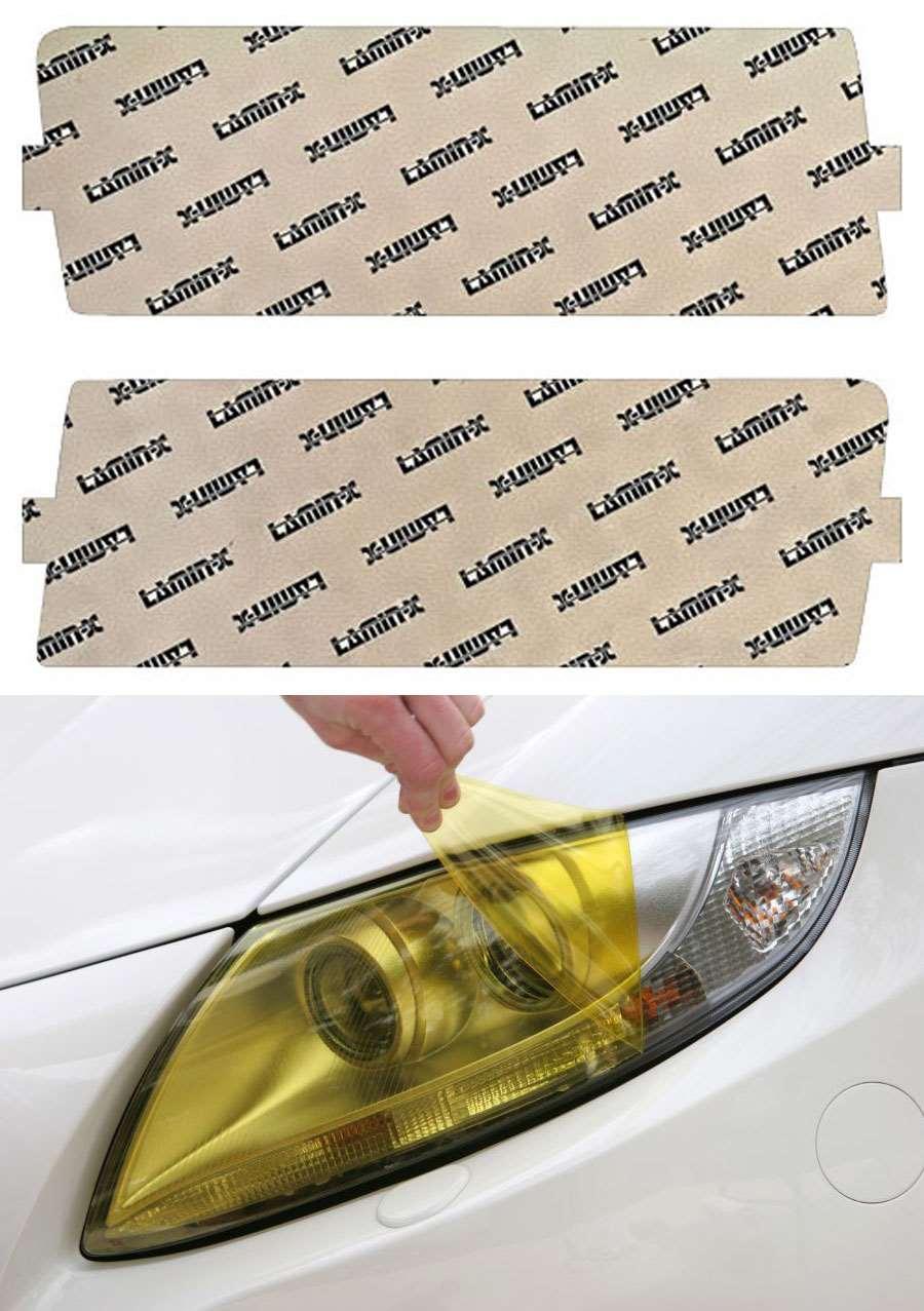 BMW M3 95-99 Ellipsoid Yellow Headlight Covers Lamin-X B001E-1Y