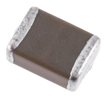 KEMET 1812 (4532M) 100nF Multilayer Ceramic Capacitor MLCC 1kV dc ±10% SMD C1812W104KDRACTU (5)