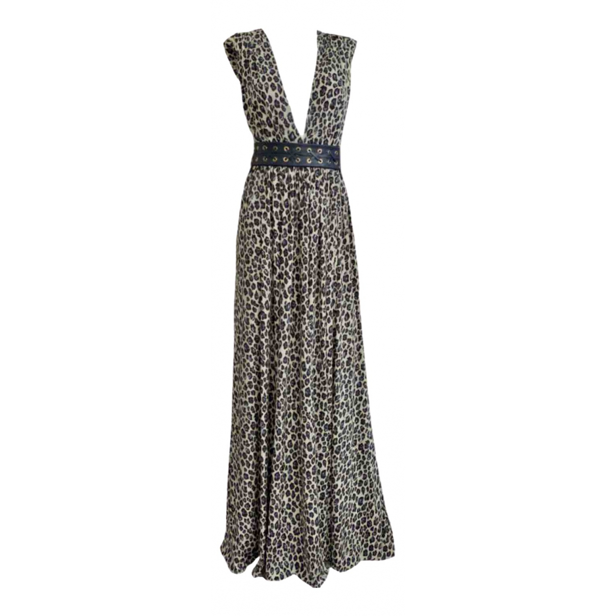 Elisabetta Franchi \N Kleid in  Bunt Polyester