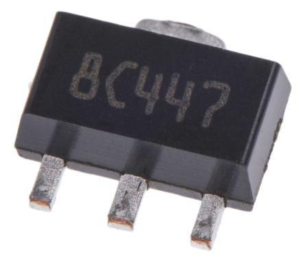 STMicroelectronics LDK320ADU120R, LDO Regulator, 200mA, 12 V, 0.5% 3+Tab-Pin, SOT-89 (2500)