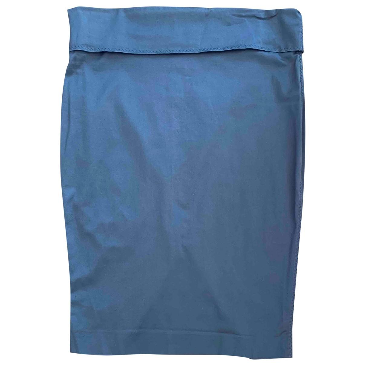 Gucci \N Khaki Cotton skirt for Women 40 IT