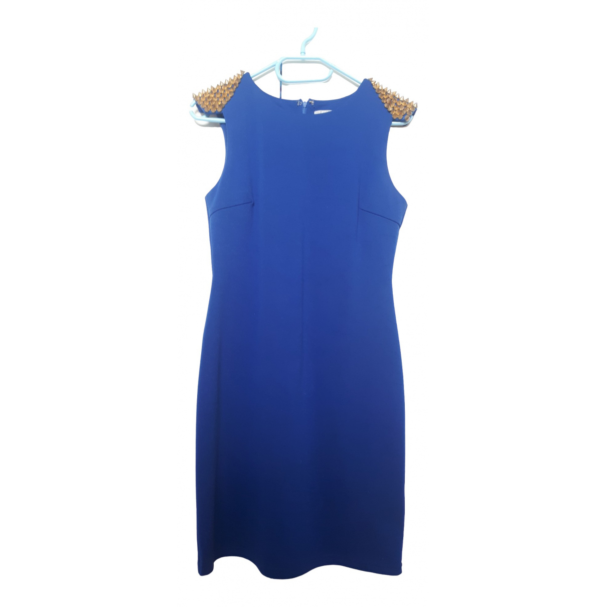 Tophop \N Kleid in  Blau Polyester