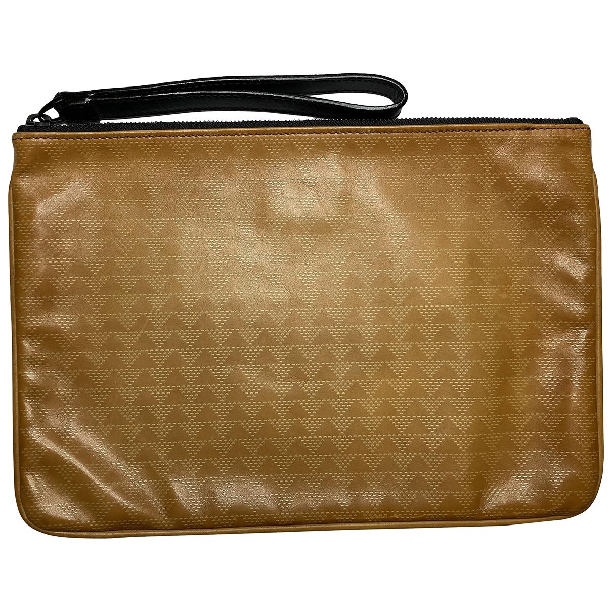 Berluti \N Brown Leather bag for Men \N