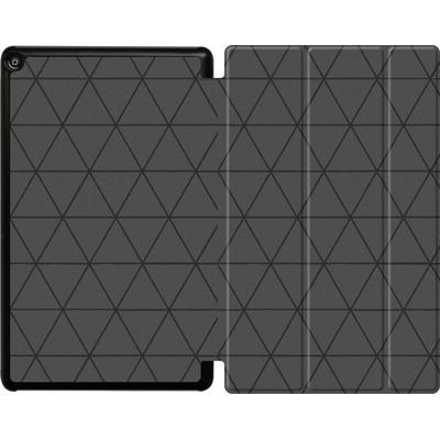 Amazon Fire HD 10 (2017) Tablet Smart Case - Ash von caseable Designs